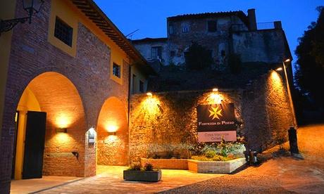 Pisa: fino a 5 notti per 2 persone con colazione all'italiana e idromassaggio all'Hotel Fortezza di Pozzo