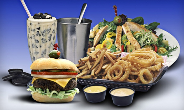 Cheeburger Cheeburger - East Farmingdale: $10 for $20 Worth of American Food at Cheeburger Cheeburger
