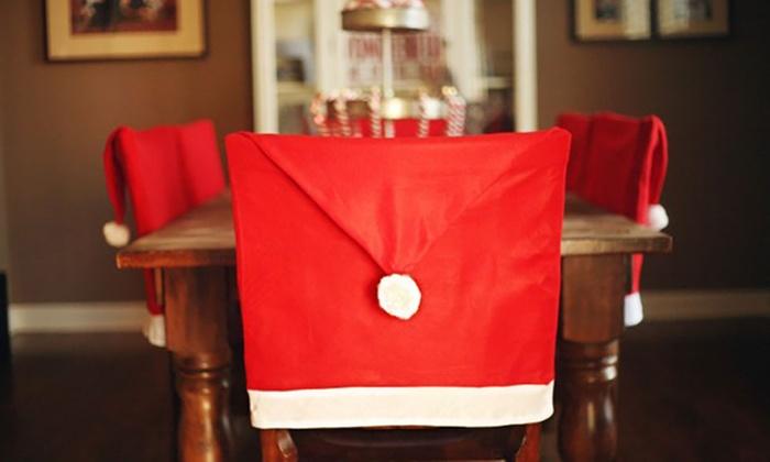 Coprisedia natalizi a cappello groupon goods - Coprisedia natalizi ...