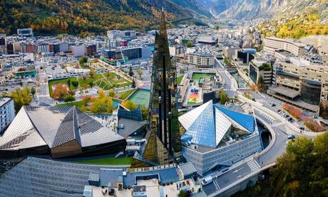 Andorra: habitación twin para 2 personas con desayuno en Imperial Atiram Hotel 4*