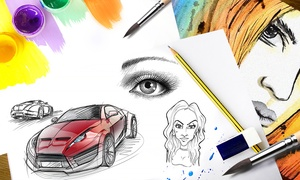 Dynamic E-Course: Online Drawing and Painting Course at Dynamic E-Course (97% Off)