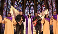 Black Gospel Angels in 38 Städten, u. a. Berlin, Frankfurt, Hamburg, Leverkusen, Aachen, Oberhausen (bis zu 40% sparen)