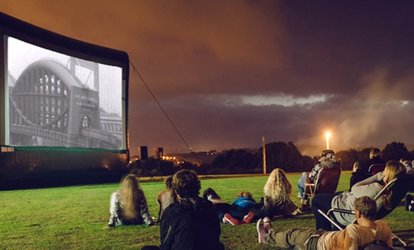 Outdoor Cinema Experience with Free Popcorn, 11 May–8 September, 14 Locations (Up to 20% Off)