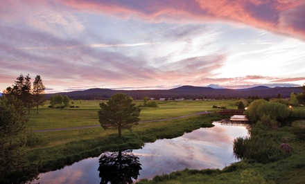Groupon Deal: 2-Night Stay for Up to Four at Sunriver Resort in Central Oregon