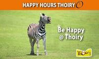 BILLET HAPPY THOIRY: Découvrir le parc Zoologique de Thoiry à partir de 13h au tarif de 19,90€