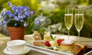 DoubleTree By Hilton - Non-Accommodation (Urban Meadow Cafe): Afternoon Tea for Two with Optional Prosecco at DoubleTree by Hilton Hotel London - Hyde Park (Up to 46% Off)
