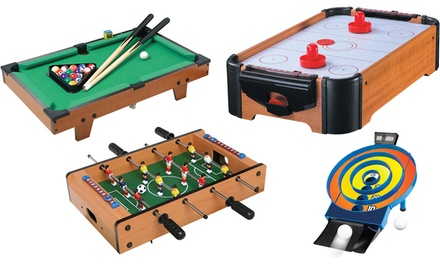 Cannonball Games Tabletop Game Sets