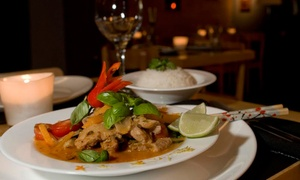 Phuket Thai Cuisine: Desde $469 por cena Thai para dos o cuatro en Phuket Thai Cuisine