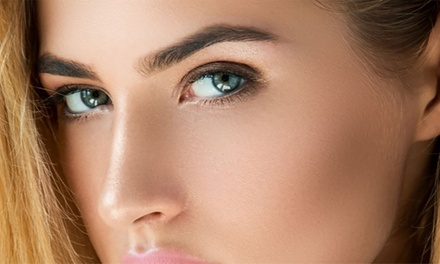 $169 for Feather Brow Cosmetic Tattooing at Smart Skin Clinics Brunswick Up to $299 Value