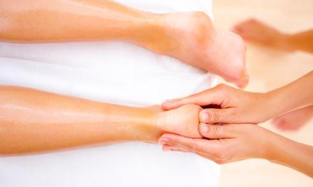 Up to 42% Off Foot Reflexology at Lotus Foot Spa