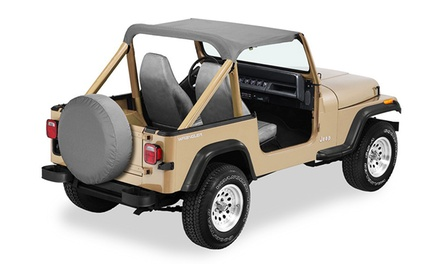 Jeep Wrangler Replacement Summer Tops