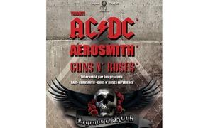 """CMS Prod: 1 place catégorie au choix pour assister à la tournée """"Legends Of Rock"""" partout en Francedès 24 €"""