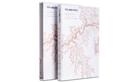 Harper Collins Atlas of the World