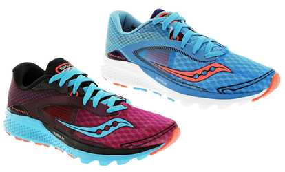 image placeholder image for Saucony Women's Kinvara 7 Mesh Running Shoes