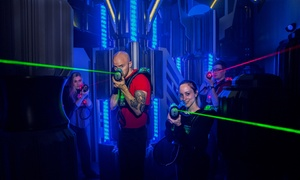 Up to 34% Off Attractions and Arcade Credit at Lasertron at Lasertron, plus 6.0% Cash Back from Ebates.