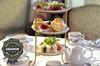 Rowley Manor Hotel - Rowley, Hull : Festive Afternoon Tea With Mulled Wine For Two or Four from £19 at Rowley Manor (51% Off)