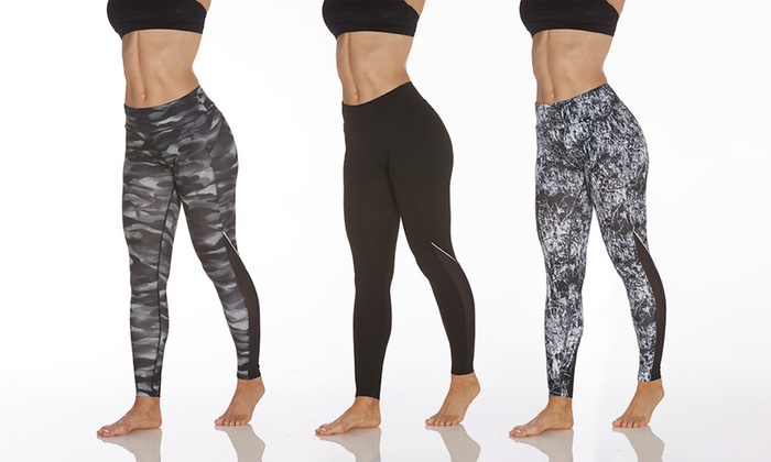 Marika Jordan Women's Agility Leggings (Sizes M & L)