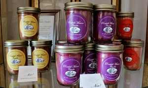 Rosehill Manor Candles: $20 for $40 Worth of Hand-Poured, Organic Soy Candles at Rosehill Manor Candles