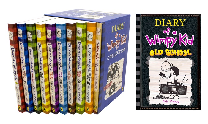 Diary of a wimpy kid books groupon goods solutioingenieria Images