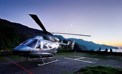 image for One-Hour Helicopter Flying Lesson for One or Two with Helicentre (Up to 80% Off)