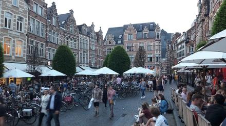 2,5 heures promenade à vélo à Louvain avec ou sans dégustation des produits locaux
