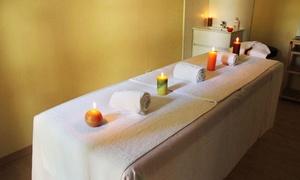 Spa Zenter: Masaje balinés o ritual a elegir para 1 o 2 personas desde 16,90 € en Hotel Ibersol Son Caliu Mar