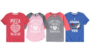 Loads of Love Toddler and Youth Valentine's Day Tees