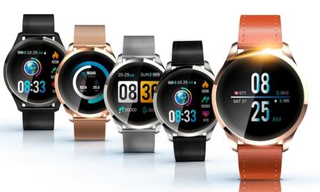 1 ou 2 montres connectées / trackers d'activités