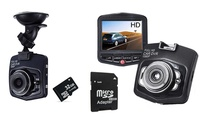 Full HD 1080p Car DVR Dash Accident Camera with Night Vision from £14.99 (Up to 75% Off)