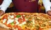 Menu pizza e birra da Basiliko