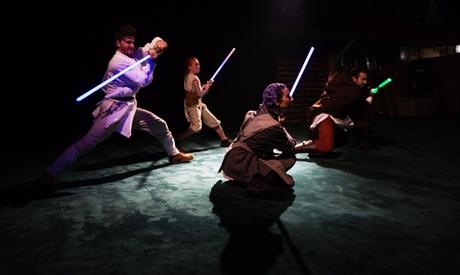 1 o 3 meses de curso de Jedi para niño/s y adulto/s desde 34,99 € en Laser Rebels