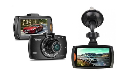 Blackbox-2 DVR Dash Camera with Night Vision from AED 79
