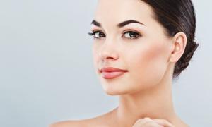 Natural Beauty Spa: Semi-Permanent Makeup for Eyelids, Lip Liner, or Eyebrows at Natural Beauty Spa (Up to 75% Off)