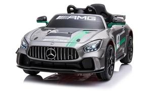 Voiture électrique Mercedes Benz GT4 enfants