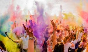 The Color Festival: 2x Farbgefühle Festival im Sommer 2018 in Karlsruhe, Offenbach, Würzburg, Heidelberg od. Saarbrücken (bis zu 50% sparen)