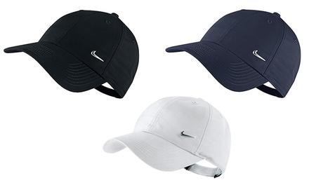 Nike Metal Swoosh Baseball Cap