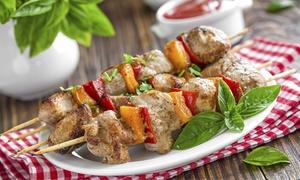Estela Escubilla Catering: Desde $429 por catering de bocados fríos y calientes para 10 o 20 personas en Estela Escubilla Catering
