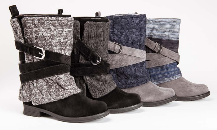 MUK LUKS Bessie Women's Winter ... Boots