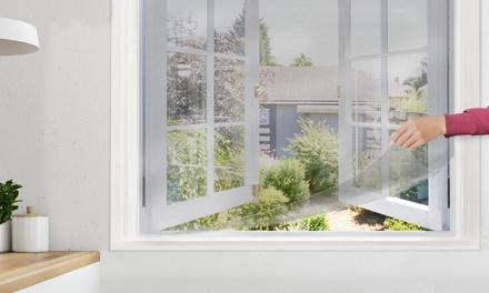 1, 2, 3, ou 4 moustiquaires de fenêtre