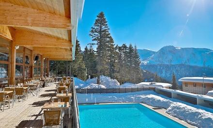 Chamrousse: apartamento para 6 personas con piscina climatizada, sauna y gimnasio en Les Villages Du Bachat - Popinns