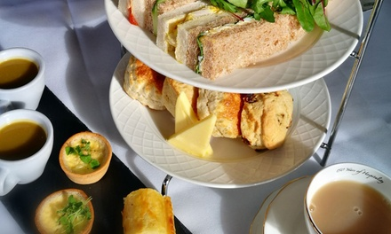 Afternoon Tea with Leisure Access and Optional Prosecco for Two or Four at The Imperial Hotel Blackpool (Up to 40% Off)