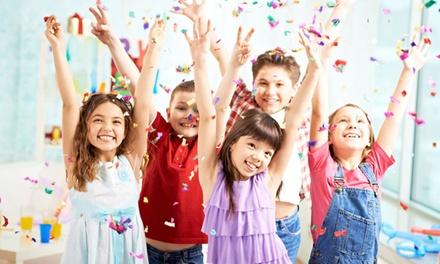 Fiesta de cumpleaños para 10 niños por 69,95 € en Dreams For Kids