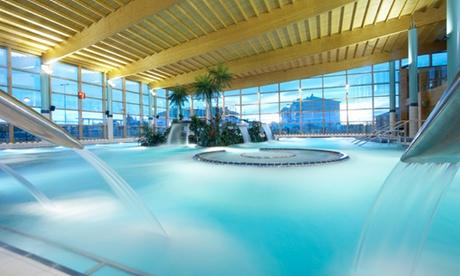 Spa ilimitado y masaje para 2 personas o bono de 3 sesiones de spa desde 35,95 € en Las Rejas Open Club