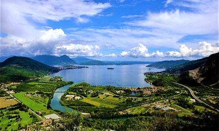 Lago Maggiore: camera con vista lago e trattamento a scelta a 74€euro