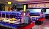Planet Asia - Bègles: Buffet pour 2 personnes à volonté avec entrées, desserts et 1 plat au choix à 29,90 € au restaurant Planet Asia