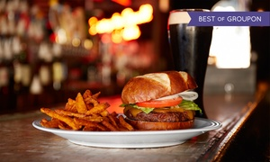 Muldoon's (IN): Irish-Inspired Pub Food and Drinks at Muldoon's (Up to 42% Off). Two Options Available.