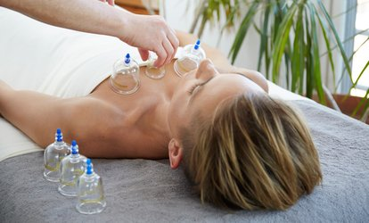 One Cupping Session at Olinda <strong>Acupuncture</strong> & Wellness Clinic (Up to 52% Off)