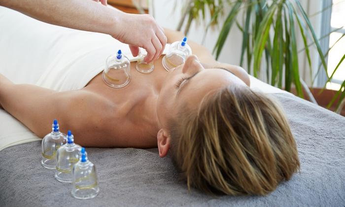 Rockville Massage - Central Rockville: Hot-Stone Massage, Cupping Massage, or Massage and Face Cupping Massage at Rockville Massage (Up to 44% Off)
