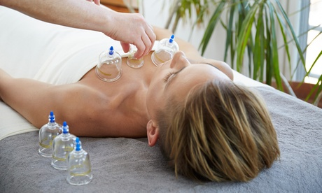 One or Two 90-Minute Cupping Sessions at Sacred Roots Holistic Massage (Up to 40% Off) 739788f5-b40f-4dd0-a8c6-0464af7760af