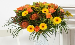 Mad Flowers: Bouquet of Flowers with Delivery from Mad Flowers (48% Off)